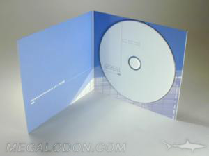 DVD 8pp recopak - recycled content & foam hub
