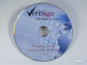 Bulk DVD - verisign project