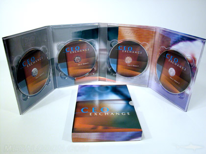 dvds in Custom Tray Packaging, dvd Custom Tray, dvd replication, dvd duplication