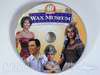 DVD Replication - DVD Face is 5 color offset printed for sharp picture discs; Wax Museum