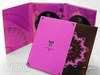 6 pp DVD Custom Tray with slipcase - Anna Sui Cosmetics